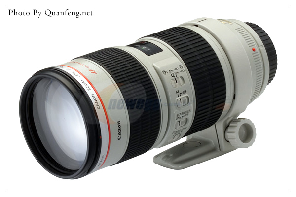 Canon EF 70-200mm/2.8L IS USM